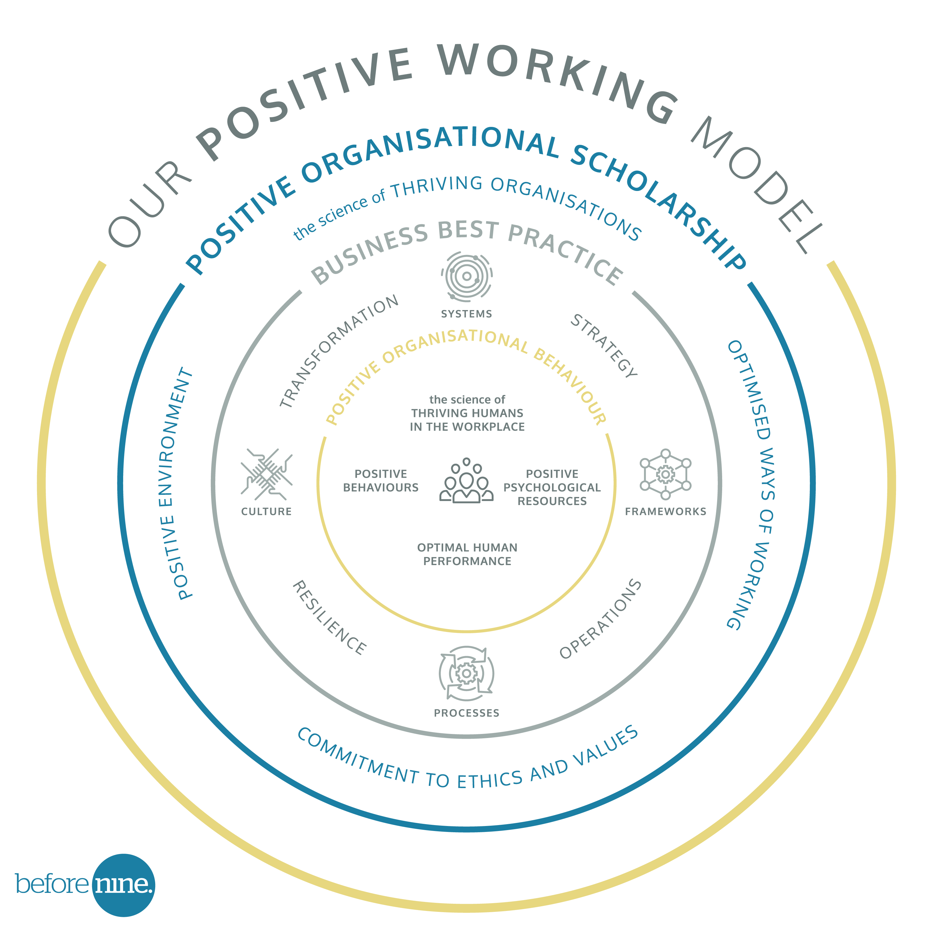 positive working model